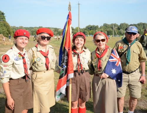 Scouts from Australia